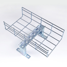 GI Metal Welded Outdoor Wire Mesh Cable Tray Duct