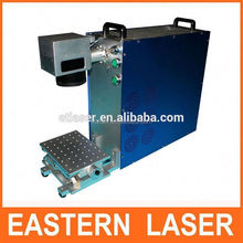 CE/FDA Certificate Approved CNC Fiber Laser Marking Machine For Jewellery