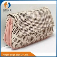 BSCI AUDITED FACTORY PVC COSMETIC MAKEUP BAG