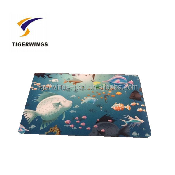 Customised carpet Cloth Table Mat
