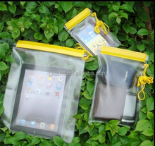 3pcs Clear Water Resistant Dry Bags& Cases For Camera Mobile Phone Pouch Backpack