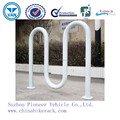 2016 Hot Dipped Wave Bicycle Stand/ Wave Bicycle Parking Stand / Wave Bike Rack (ISO SGS TUV Approved)