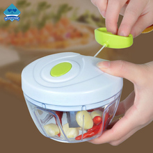Wishome Brand Multi-function Eco-Friendly Cutter Creation Pull Wire Vegetable Shredder