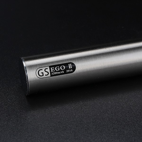 China manuafacturer GS eGo II 3200mAh Standard Battery elektronik sigara vape battery