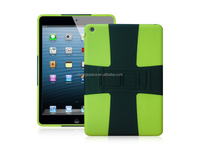 "12"" dual-layers tablet pc case for ipad air"