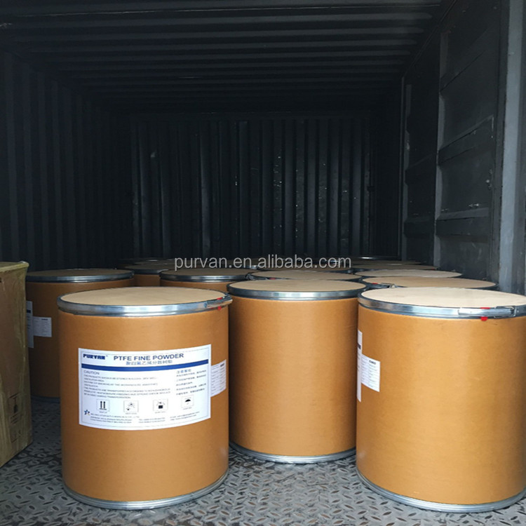 100% virgin ptfe /teflon resin/micre powder plastic raw material prices