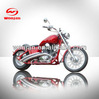 Best quality made in china with handle protection super 250cc motorcycle (HBM250V)