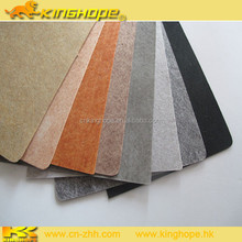 nonwoven imitation leather sheets adhesive leather sheets