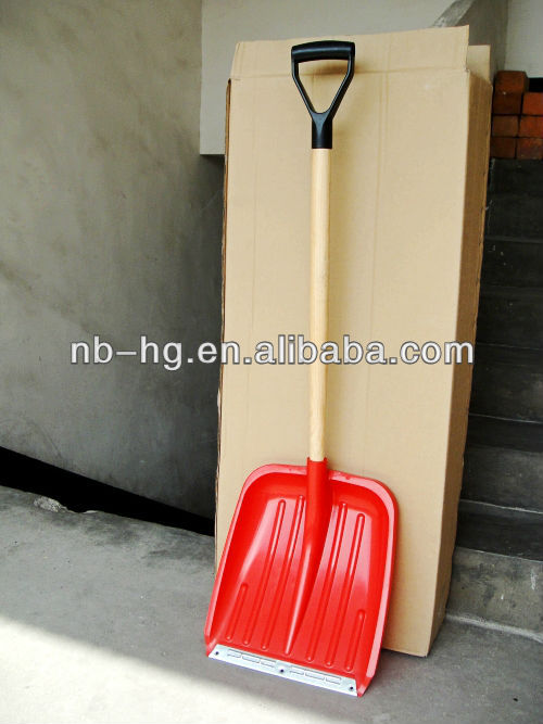 Strong Wooden Handle Shovel