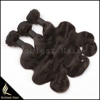Top quality products raw 100% human hair,arjuni cambodian human hair extension