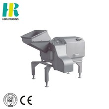 Commercial Electric Fruit Root Vegetable Slicer Dicer Machine/potato Carrot Yam Vegetable Cube Dicing Cutting Machine