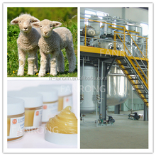 Pure Lanolin Anhydrous / Wool Fat / Pharmaceutical Grade USP 35 Grade for skin care material