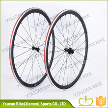 carbon and alloy wheelset height 38mm clincher for Road