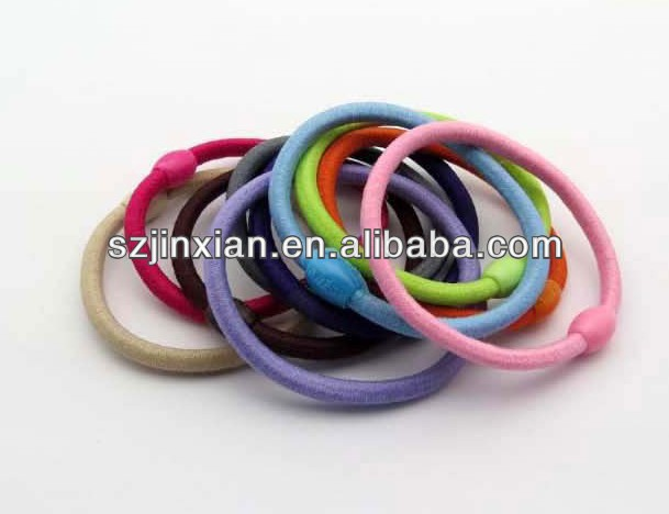 hair bungee band/hair elastic band/elastic hair tie