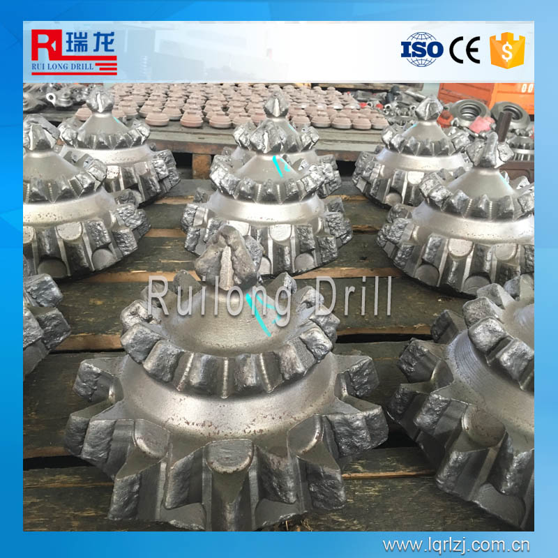 Water well drilling used TCI tricone bit 14 3/4 for USA market