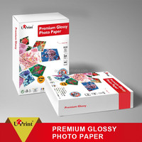 A5 High Glossy photo paper and inkjet photo paper