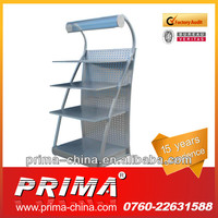 OEM / Custom Metal Display Carpet Rack from Prima in Guangdong with 15 Years Experience and High Quality