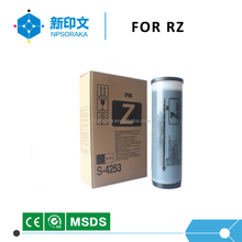 RZ EZ black digital duplicator ink S4253 Z type for Risograph copy printer machine