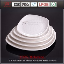 SGS certified good quality 100% melamine dining plates japanese