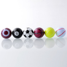 Customized exercise sport golf ball for your training