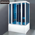 New Products Luxury Bathroom Furniture Steam Shower Room Acrylic Steam Shower House Steam Sauna Shower Cabin K-7065