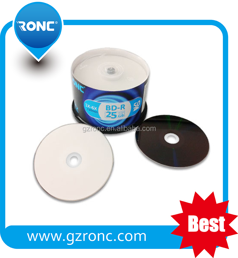 Factory Sale Cheap Price 25GB Blu-ray disc