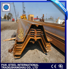 steel material z sheet piling z beam size steel structure building