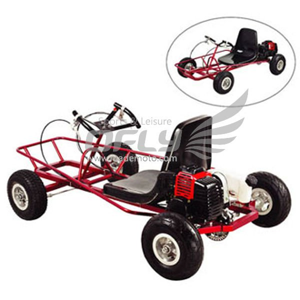 Low Price 43cc Pedal Go Karts For Adults