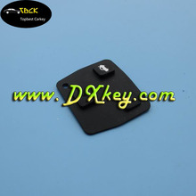 Best Price remote button rubber key pad for Toyota car remote key pad