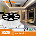 3528 100m decoration led rope light