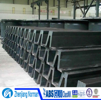 V type ship dock rubber fender