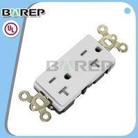 YGB-050 Electrical switched universal multi 125v wall socket