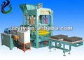 QT8-15 Full-auto Brick Making Machine, Block Making Machine(YJY)