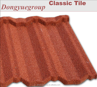 New type and Hot sale stone coated metal roof sheet made in china donyue group