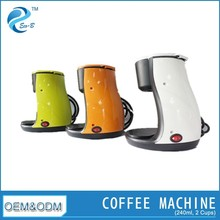 Mini Colorful Discount Coffee Machines