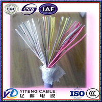 26 AWG 40 cores super flexible control cable with TPEE / TPE insulated and TPU sheath