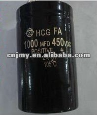 photo flash capacitor 3300UF 450V