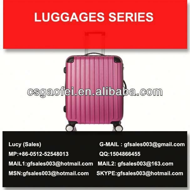 2013 hot sell luggage spare parts for luggage using for luggage