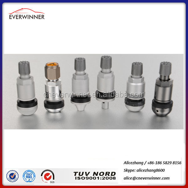 tire valve stem TMPS valves