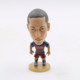 Moving player 4 inch 3d soccer football player action figure
