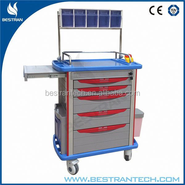 BT-AY001 Hospital surgical room equipment dirty linen trolley