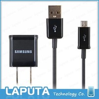 USB Power Adapter Charger for Samsung Phones - US Plug (Black), wall charger for Samsung Galaxy S3