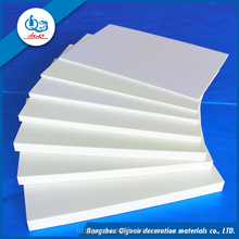 White vinyl coating printing with PVC foam board furniture