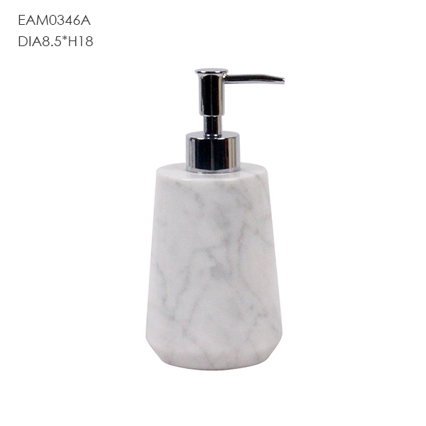 Shenzhen factory best quality real marble bathroom set