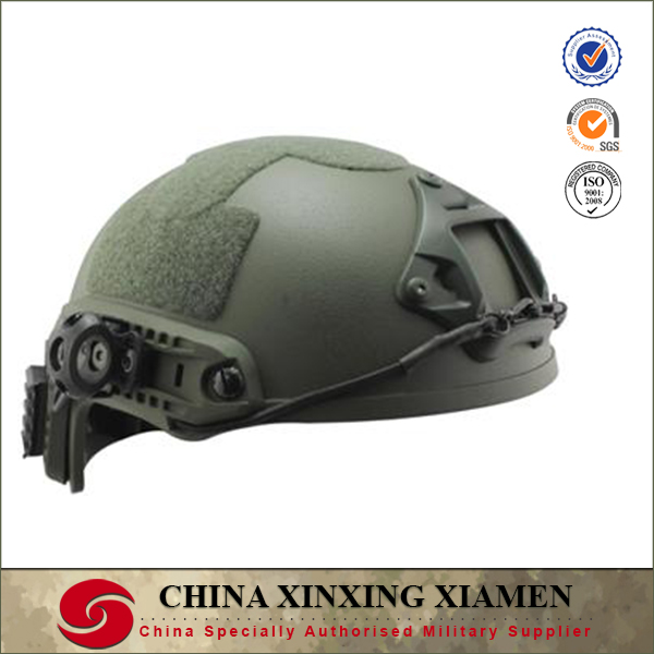 High Quality ABS Plastic Adjustable Military Combat Fast Helmet For Sale
