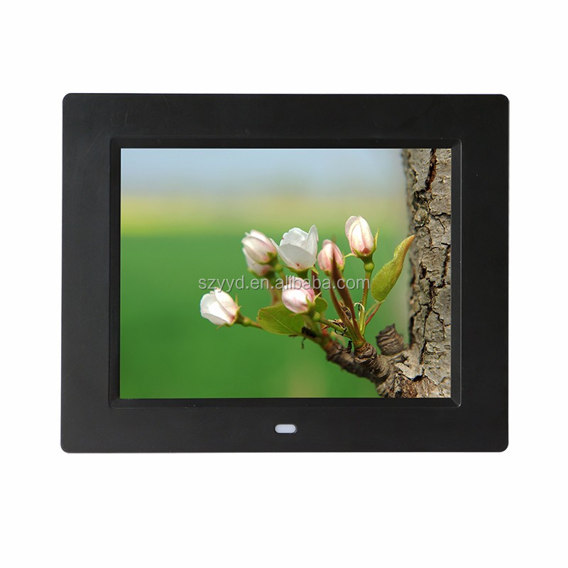 video free download mp4 8 inch digital photo frame