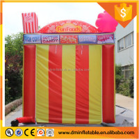 Portable Kiosk Tent House Inflatable for Indoors and Outdoors Promotion
