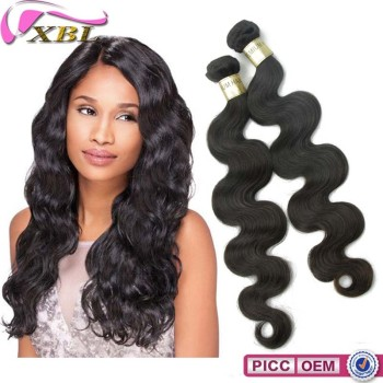 XBL Full Ends Brazilian Body Wave New10A Virgin Unprocessed Hair