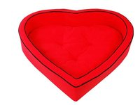 Heart Shaped Pet Bed For Dog Cat