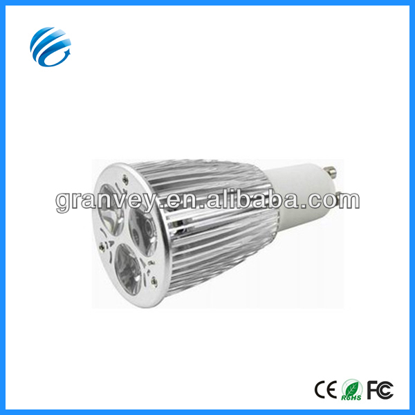 CE/ROHS factory price 6w e27 high quality ip68 led flexible spot light